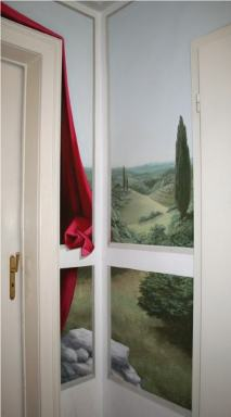 christoph hau ner illusionsmalerei. Black Bedroom Furniture Sets. Home Design Ideas