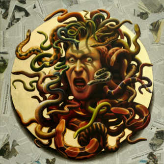 Medusa   by Christoph Haussner